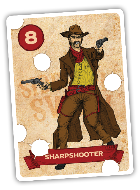 Sideshow Swap! Performer - Sharpshooter