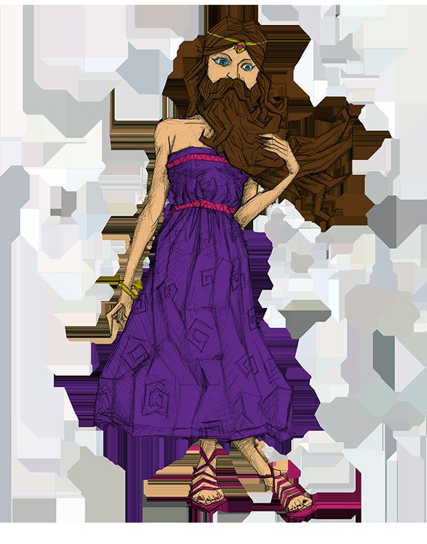 Sideshow Swap! Bearded Lady