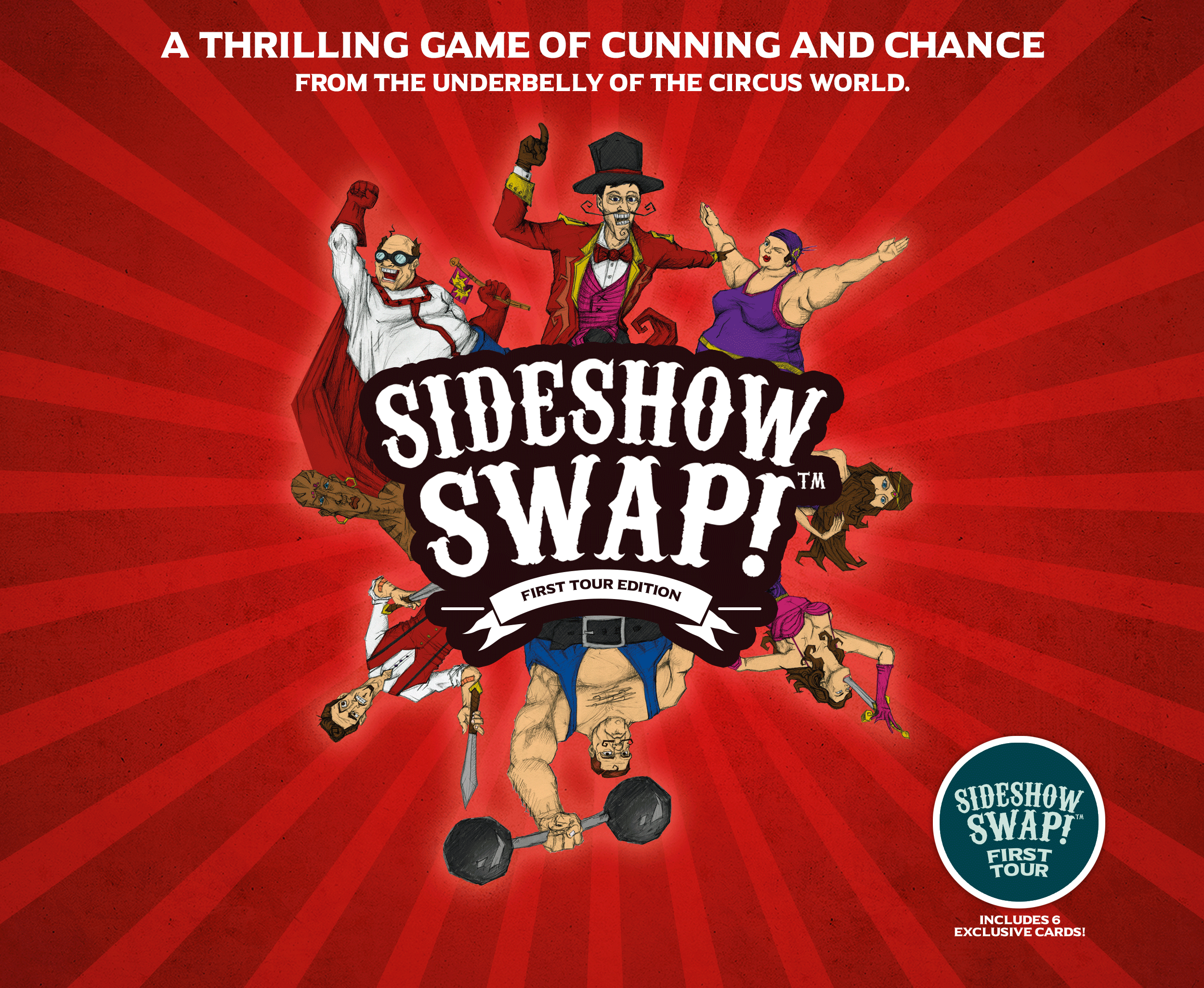 Sideshow Swap! Welcome to the Show!